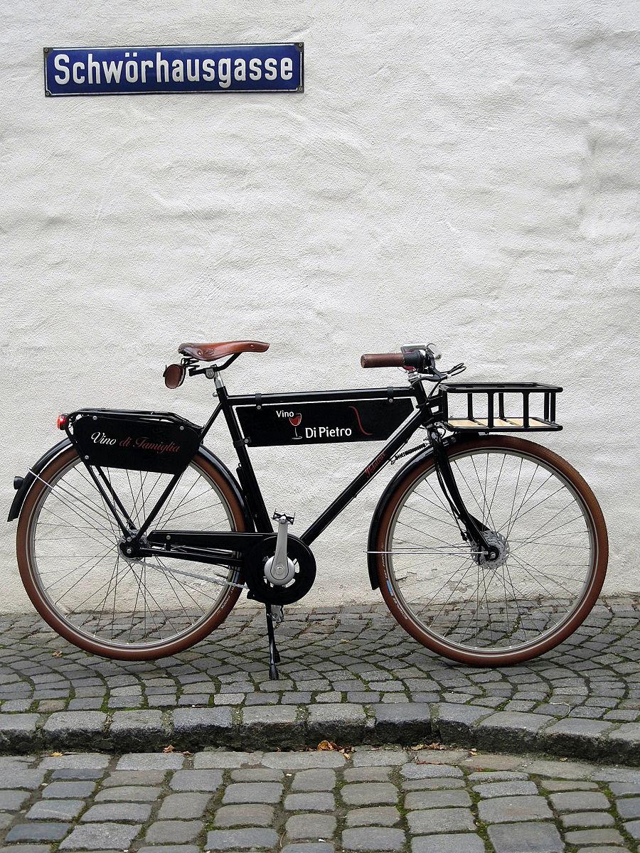 PEDALEUR Bicicletta Vino Di Pietro