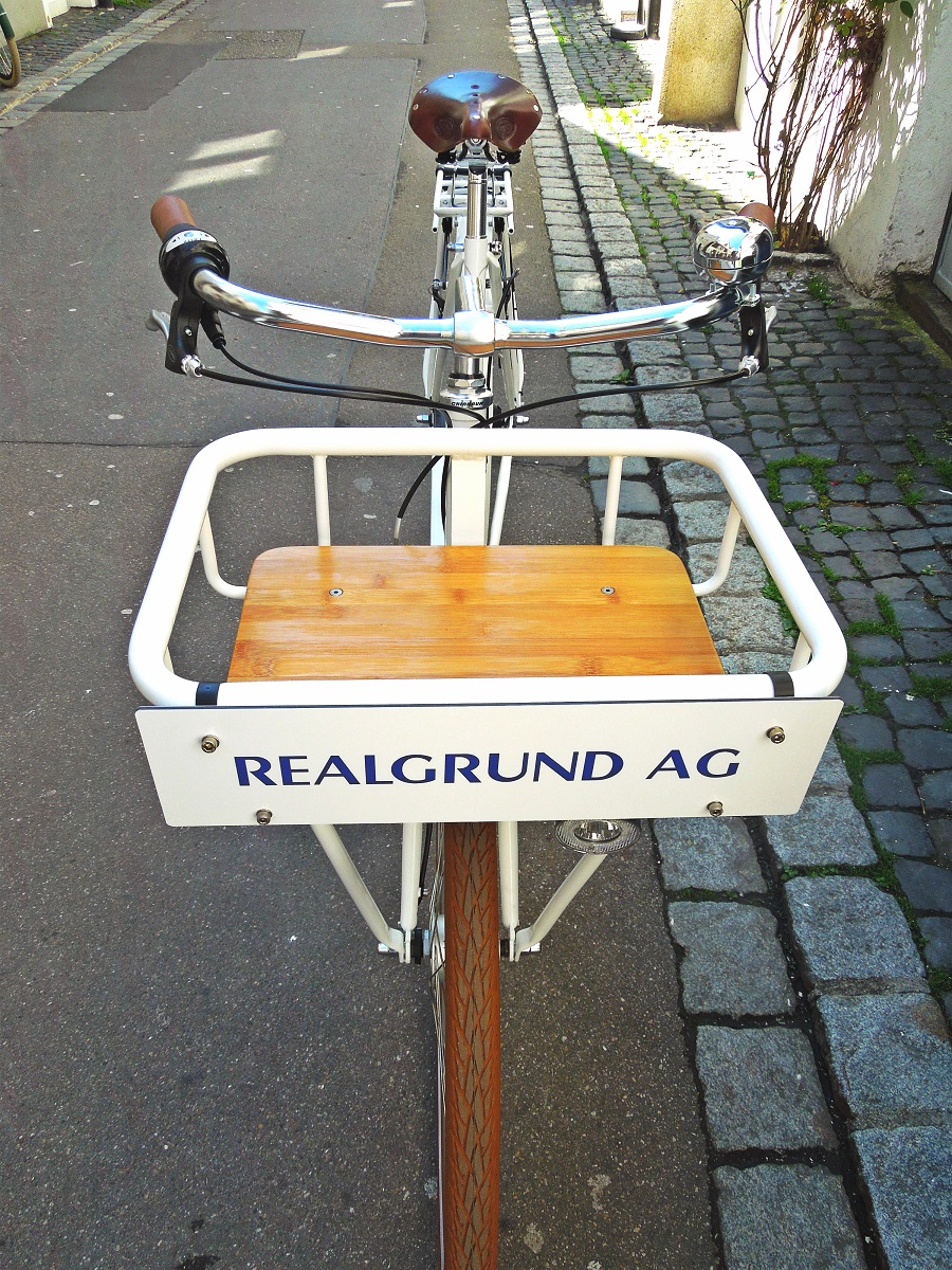 PEDALEUR - Realgrund AG