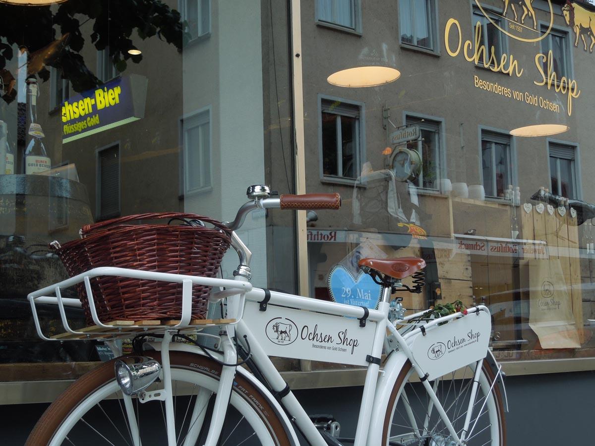 PEDALEUR Gold Ochsen