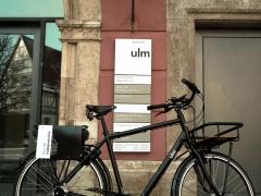 Pedaleur-DienstPedelec Stadtarchiv Ulm