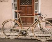 PEDALEUR Partisan - ein stolzer Cafe Racer