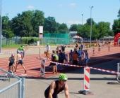 Pflugmerzler & Pedaleur beim Ulmer Triathlon 2016