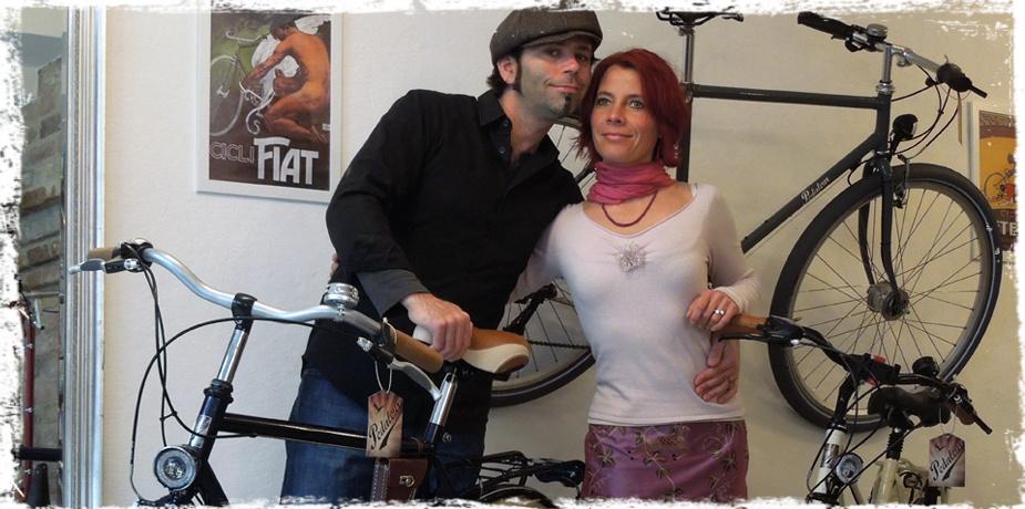 Les Pedaleurs: Ole & Bernadette