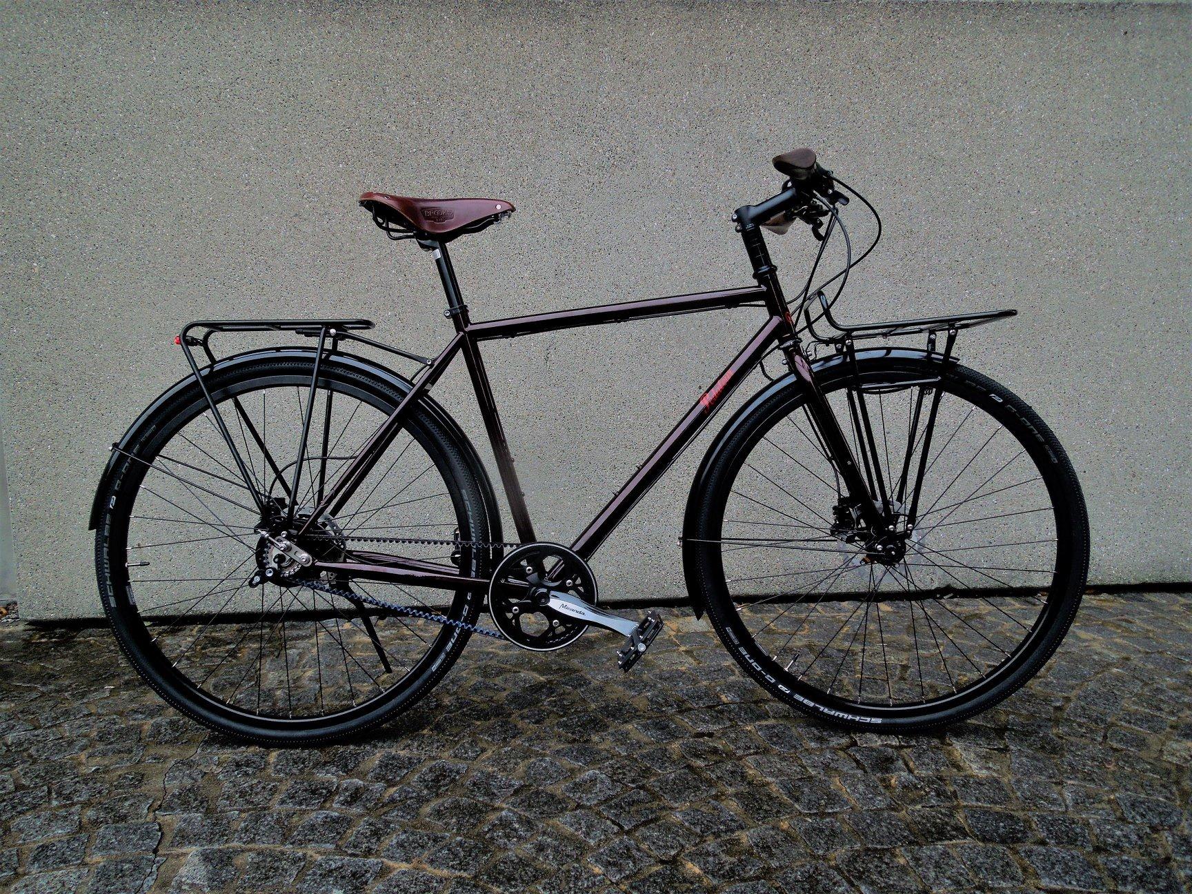 Pedaleur - Commuter Deluxe