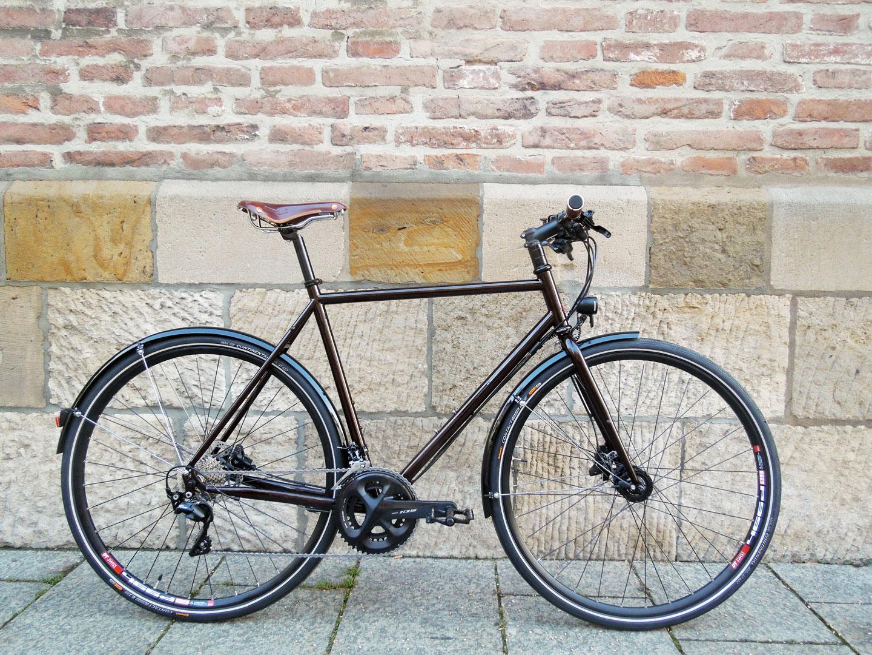 Pedaleur - Urban Speedster