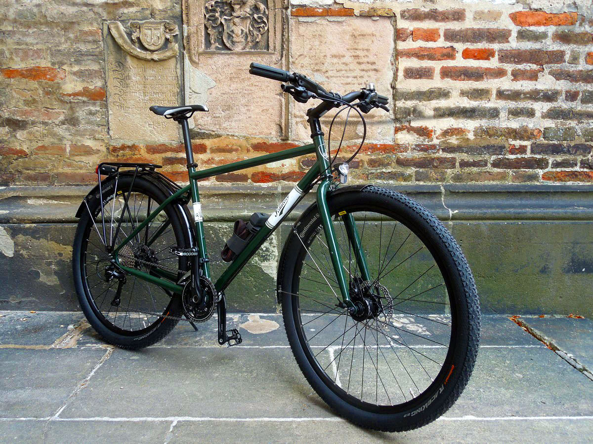 PEDALEUR 29er Mountainbike