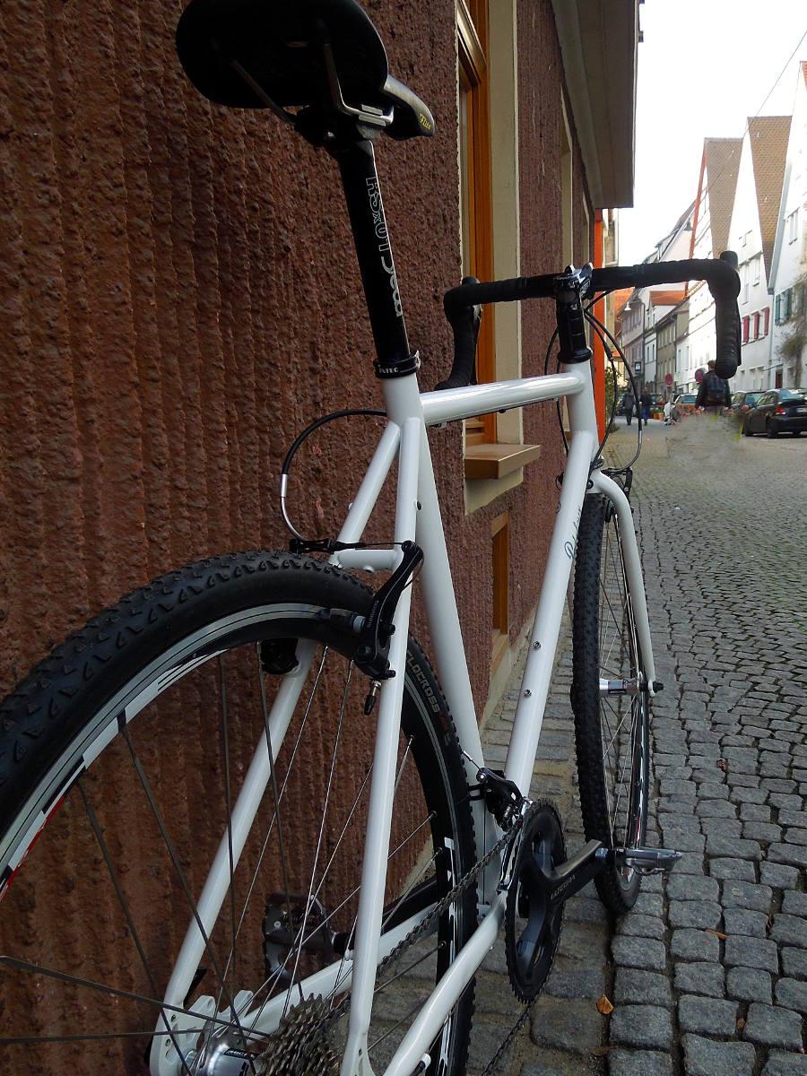 PEDALEUR Cyclocross Ultegra