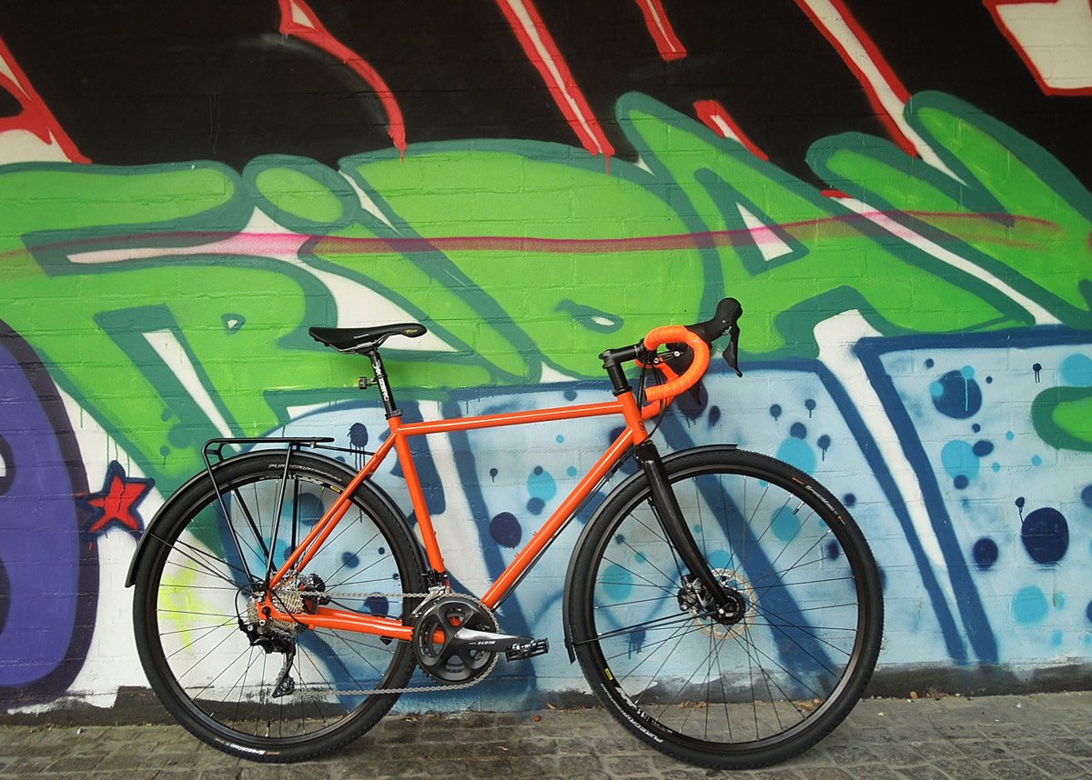 Pedaleur - Gravel in Style